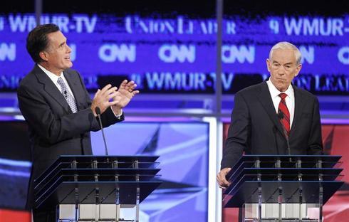 GOP hopefuls debate
