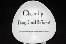 <p>A memento with Depression-era humor owned by Kristin Bertrand is shown in this undated handout photo released to Reuters October 27, 2008. REUTERS/Bertrand Family/Handout</p>