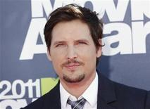<p>Actor Peter Facinelli arrives at the 2011 MTV Movie Awards in Los Angeles, June 5, 2011. REUTERS/Danny Moloshok</p>