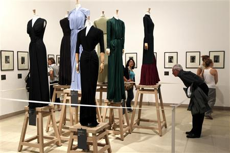 Madame Gres Paris Exhibit Is Ode To Draped Fashion Reuters