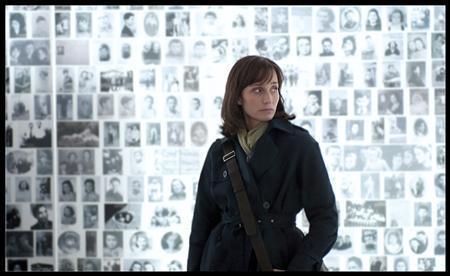 Actress Kristin Scott Thomas as Julia Jarmond in a scene from director Gilles Paquet-Brenner's film ''Sarah's Key''. REUTERS/Julien Bonet/The Weinstein Company