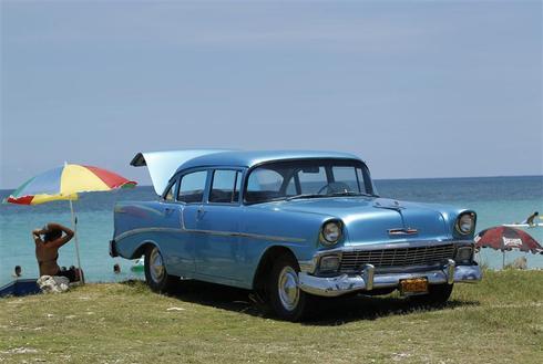 Havana's retro rides