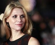 "<p>Actress Claire Danes poses on the red carpet before the European premiere of ""The King's Speech"" in Leicester Square, London October 21, 2010. REUTERS/Luke MacGregor</p>"