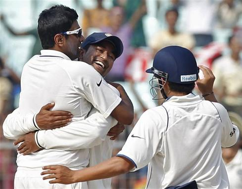 India vs West Indies - 2nd test