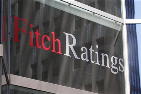 The Fitch Ratings building is seen in New York May 7, 2010. REUTERS/Jessica Rinaldi