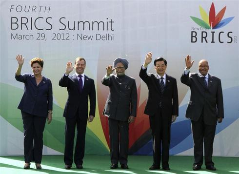 BRICS Summit in New Delhi
