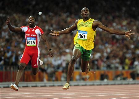 Maths and Olympics: How fast could Usain Bolt run? - Reuters