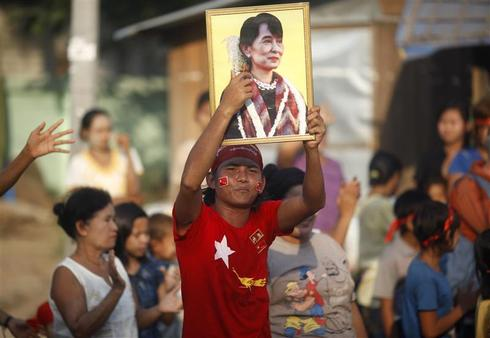 Myanmar's democratic spring