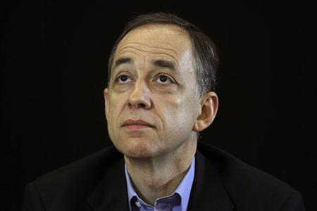 Frederic Rose, CEO of Technicolor, speaks during the Reuters Global Media Summit in Paris December 1, 2010. REUTERS/Charles Platiau