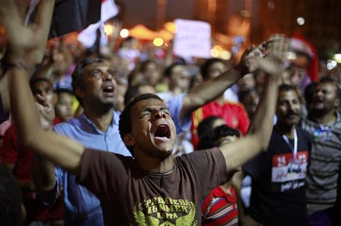 Egyptian anger over vote