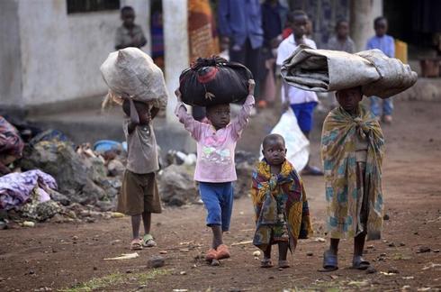 Escape from Congo