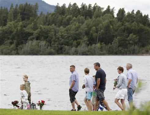 Norway massacre: A year later