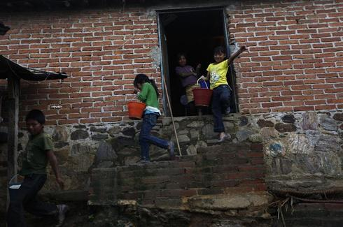 The extreme poor of Mexico