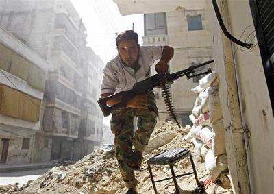 Syria: Goran Tomasevic