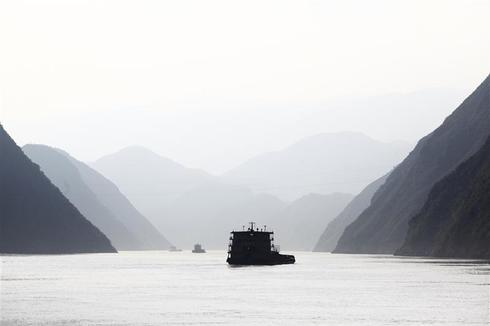 Shadows of the Three Gorges