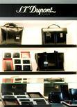 <p>Le fabricant de briquets et de stylos de luxe ST Dupont espère doper sa croissance et sa rentabilité grâce à la maroquinerie, son métier d'origine, qu'il vient de relancer. /Photo d'archives/REUTERS/Gonzalo Fuentes</p>