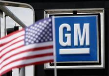 <p>General Motors, à suivre lundi sur les marchés américains. Le constructeur a fait état d'une hausse de 1,7% de ses ventes en Chine en septembre, profitant moins que ses concurrents européens et coréens de la disgrâce des constructeurs japonais en raison du différend territorial entre Tokyo et Pékin. /Photo d'archives/REUTERS/Rick Wilking</p>