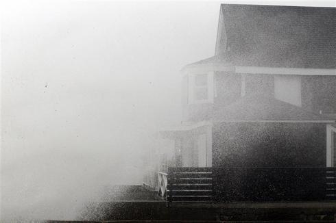 Sandy's storm surge