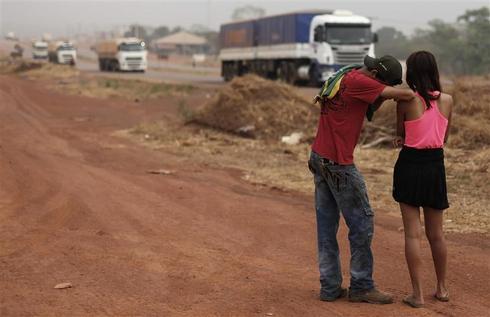 Brazil's trucking lifeline