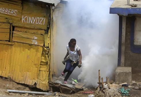 Ethnic clashes in Kenya