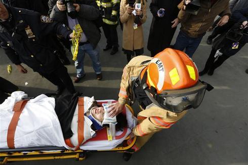 New York ferry crash