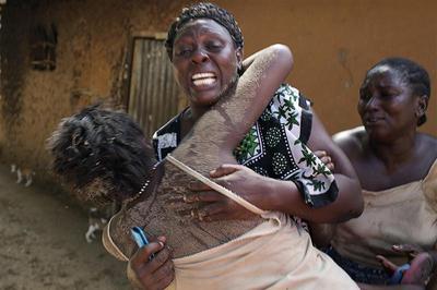 Homes torched in Kenya