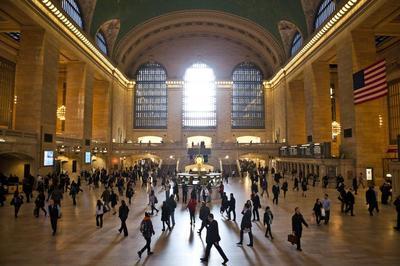 Grand Central century