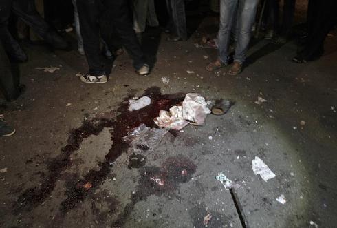 Blasts rock Hyderabad