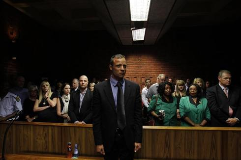 Pistorius murder charge