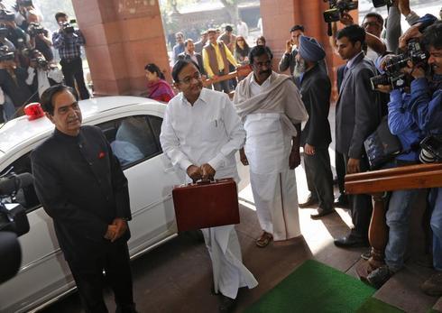 India budget 2013