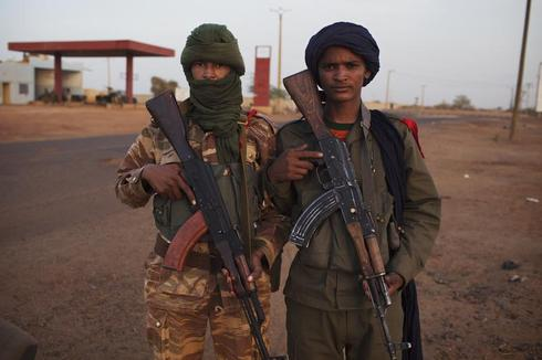 The fight for Mali