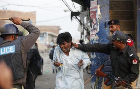 Pakistani Christians demand protection