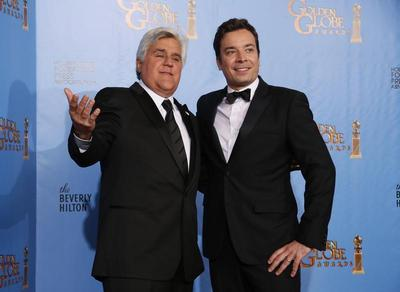 Jimmy Fallon to replace Leno