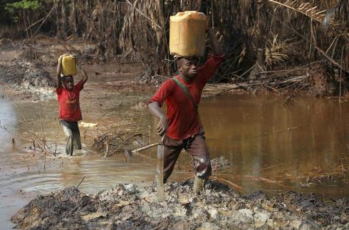 Nigeria's oil thieves