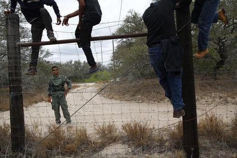 On the Southern border