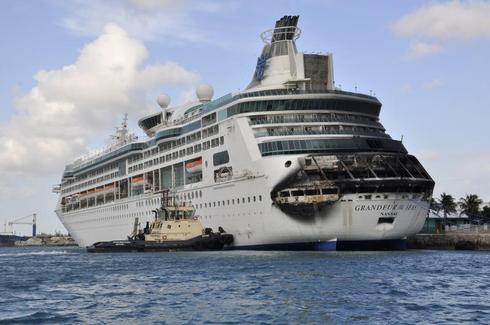 Cruise ship woes