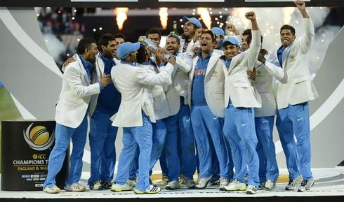 Champions Trophy Final: India vs England