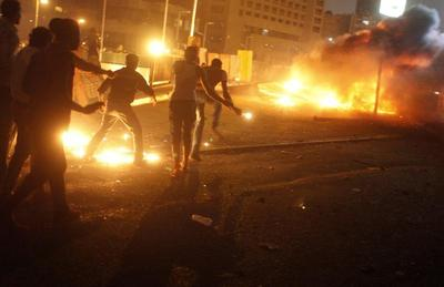 Egypt reacts to Mursi's downfall