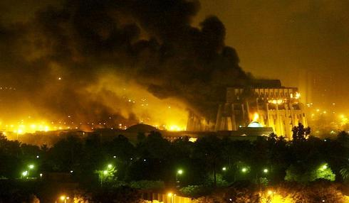 Iraq war: Iconic images