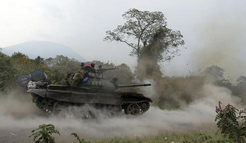 Conflict in the Congo