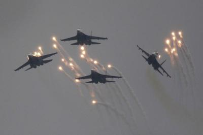 Moscow Air Show