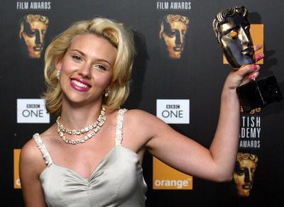 Scarlett Johansson: Sexiest woman alive