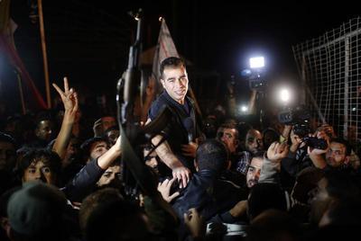 Palestinian prisoner release