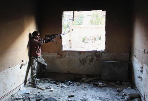 Syria's boy rebel