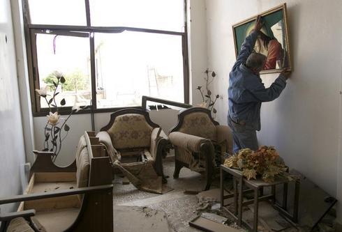 Kurdish militia seize Syrian city