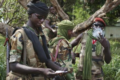 Turmoil in Central African Republic