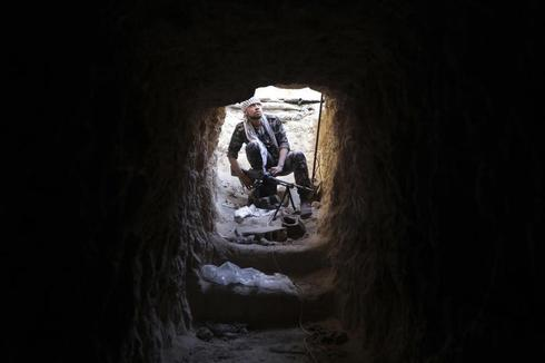 Tunnels of Syria