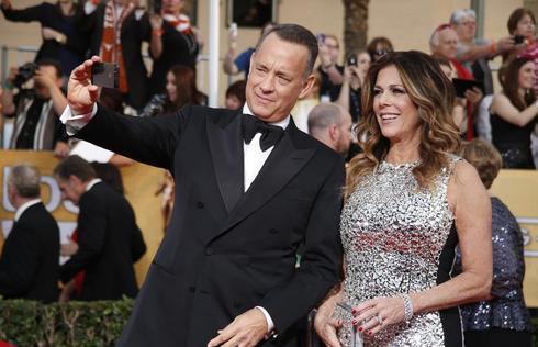 Screen Actors Guild Awards red carpet