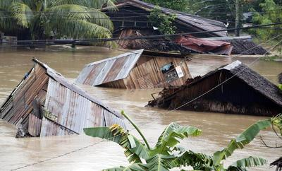 Flooding in Philippines