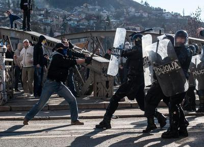 Unrest in Bosnia